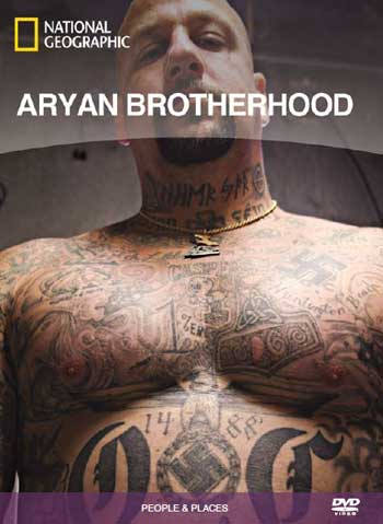 Uncovering the aryan brotherhood white power prison gangs for Arian brotherhoods tattoos